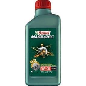 Óleo Castrol 5w40 100% Sintético A3/b4 Gasolina Flex Diesel