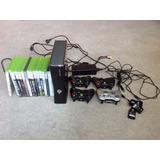 Xbox 360+ 16 Juegos + 4 Controles