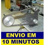Cutelaria - Projeto De Lixadeira De Cinta - Download