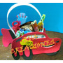 Minnie Golosinero Cars Princesas Henry Angry Bird Goma Eva