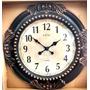 Relógio De Parede Retrô Gigante Maior Do Mercado Livre 62cm
