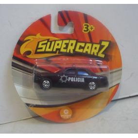 Patrulla Federal Supercarz - Carrito De Juguete Escala