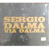 Sergio Dalma Via Dalma 2 Cd + 2 Dvd Nuevo Sellado