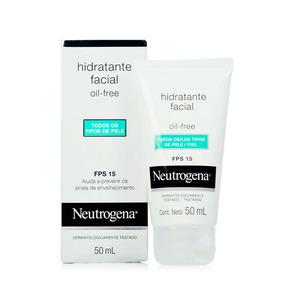 Hidratante Facial Neutrogena Fps 15 Todos Os Tipos De Pele 5