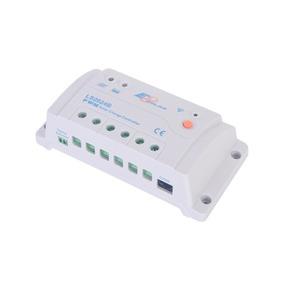 Controlador Solar De Carga Y Descarga 20a 12/24v