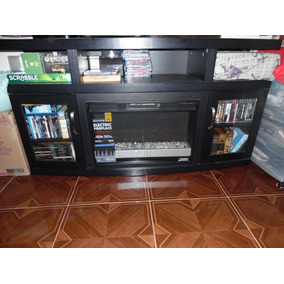 Chimeneas electricas para tv en mercado libre m xico - Mueble para chimenea electrica ...