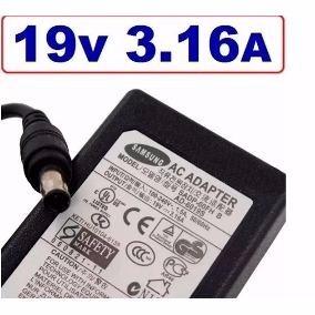 Fonte Notebook Samsung Ad-6019a Ad-6019r 19v 3.16a