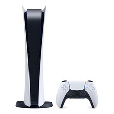Consola Playstation 5 Edicion Disco Ps5 Cd 1 Año Garantia