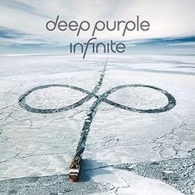Deep Purple Infinite Cd+dvd Nuevo Import