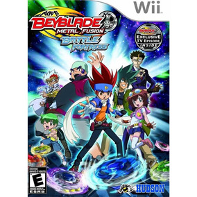 Beyblade: Metal Fusion Battle Fortress - Wii
