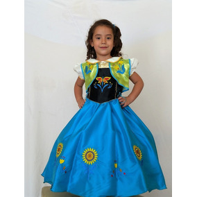 Vestido De Cenicienta Para Niña