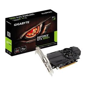 Placa De Video Geforce Gtx 1050ti Oc 4gb Gddr5 128bit -gigab