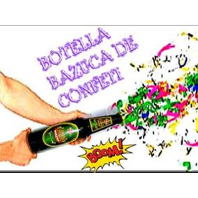 Bazuca Para Tus Eventos En Forma De Botella De Champan