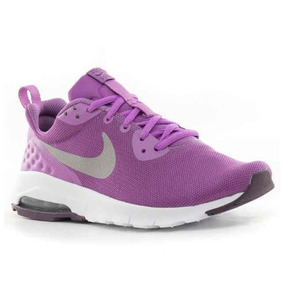 Nike Air Max Motion Color Lila Zapatillas Nike en Mercado Libre