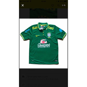 Camiseta Polo Feminina Seleção Brasileira Copa 2018 ce24cdf72ef8d