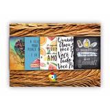 Placas Decorativas Super Baratas, Retro. Cafe E Muito Mais!