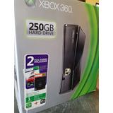 Xbox 360 250gb + Kinect + 3 Juegos Originales