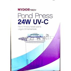 Filtro Pressurizado Mydor Tech Pond Press 8000 Uv 24w 110v