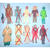 Star Wars Figuras Vintage Kenner 70s Guerra De Galaxias C/u