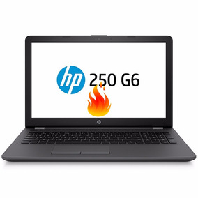 Notebook Hp 250 G6 Core I3 6006u 4gb 1tb Hdmi 15,6 Martinez
