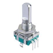 Encoder Rotativo Ec11 15mm Con Pulsador Arduino -pdiy-