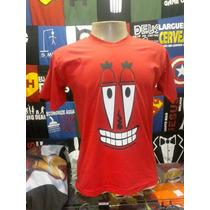Camiseta Bob Esponja ,sirigueijo