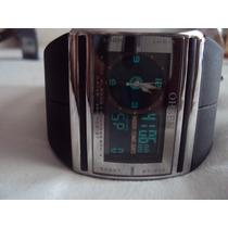 Reloj Piloto Ohsen Analogico Y Digital Alarma Wr 30 Mts