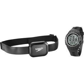 Monitor Cardíaco Speedo 66002g0emnp1 Preto Digital Relógio