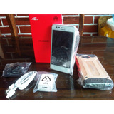 Teléfono Celular Android 4g Huawei Y3-ii + Forro + Microsd