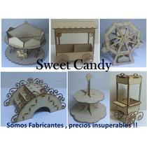 Candy Bar 6 Productos Fibrofacil Envios A Todo El Pais !!