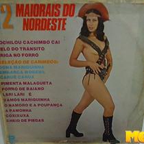 12 Maiorais Do Nordeste Lp Trio Nordestino Alypyo Martins