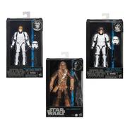 Boneco Han Solo Luke Skywalker Chewbacca Star Wars