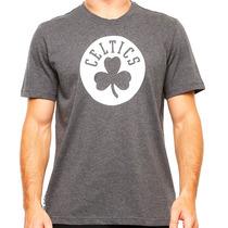 Playera Atletica Boston Celtics Para Hombre Adidas S29935