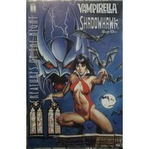 Vampirella Shadowhawk Libro 1 Y 2 Ingles Marvel Dc Avengers