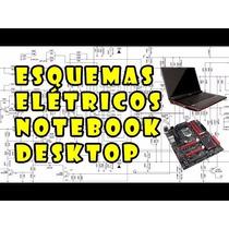 Esquema Elétrico Para Notebooks/desktops