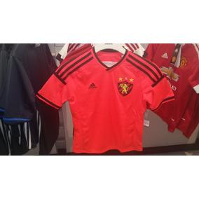 Camisa Sport Recife Infantil 3 Laranja adidas Novo Original