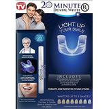 Blanqueador Clareador Dental White Light