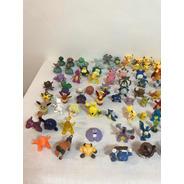 Boneco Miniatura Pokémon Antigo Lote