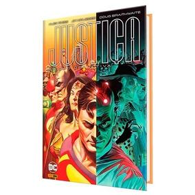 Livro Panini Comics Justiça Edição Devinitiva