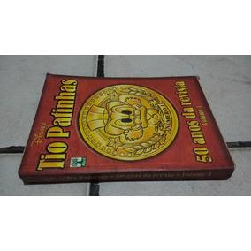 Tio Patinhas 50 Anos Volume1 Da Editora Abril.