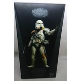 Star Wars Sideshow Utupau Airborne Trooper Promo Julio
