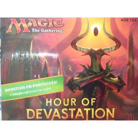 Fat Pack Magic Hour Devastation Booster Originales La Plata