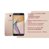 Samsung J7 2016 Primeedition-lector De Huella Digital 3gbram