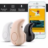 Mini Fone D Ouvido Bluetooth V.4 Sem Fio Universal Microfone