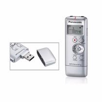 Grabador Digital De Voz Panasonic Usb 2gb Lcd Rpus310