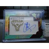 Autografo Carlos Boozer Chicago Bulls Nba Basquetbol