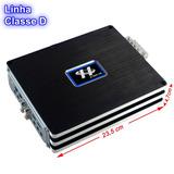 Modulo Hurricane H 500.4d - 4 Canais Mono/stereo 500w Rms