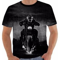 Camiseta Motoqueiro Fantasma - Ghost Rider - Movies - Pb