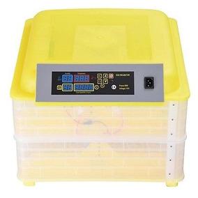 96 Huevo Digital Incubadora Hatcher Temperatura Control