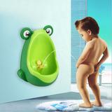 Mictório Infantil Sapinho Portatil Pinico Bebê Sapo